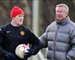 Rooney & Fergie on explosive collision course over Manchester United future